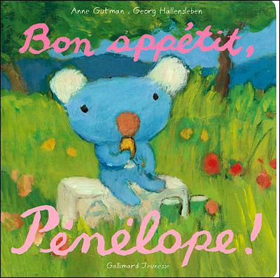 Pénélope - Tome 3 : Bon appétit Pénélope