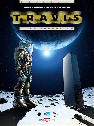 Travis T07 La tarentule