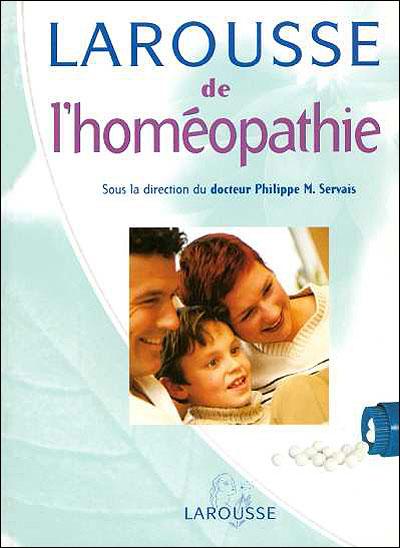 Larousse de l'homéopathie