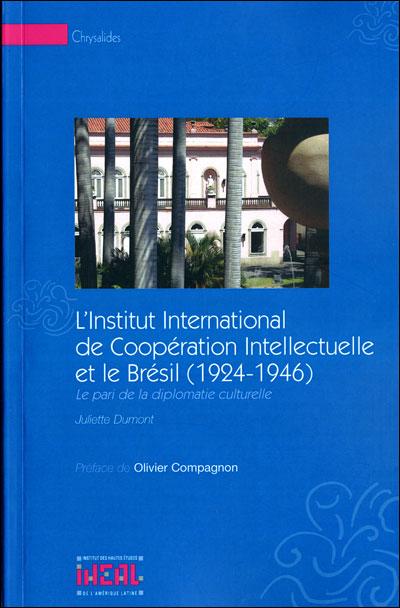 L'institut international de coopération intellectuelle et le Brésil