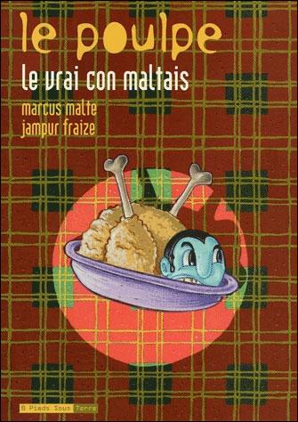 Le Poulpe - tome 9 Le vrai con maltais