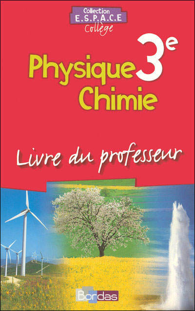 Phys-chimie 3e espace prof 08