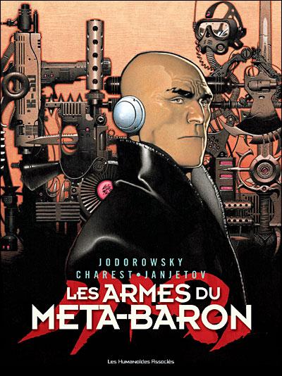 Caste Meta-Barons - les armes du Meta-Baron