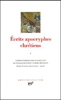 Ecrits apocryphes chrétiens
