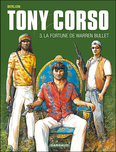 Tony Corso - La Fortune de Warren Bullet