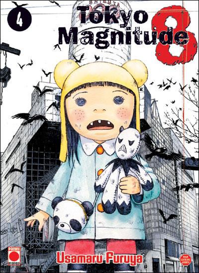 Tokyo magnitude 8,04