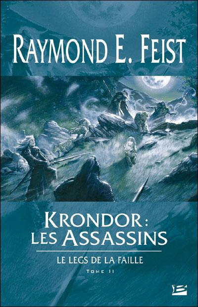Le Legs de la Faille T02 Krondor : les Assassins