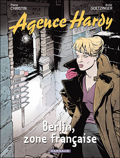 Agence Hardy - Tome 5 : Berlin, zone française
