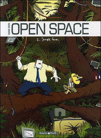 Dans mon Open Space - Jungle fever