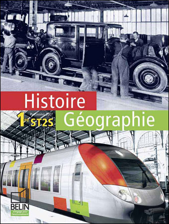 Histoire Geographie 1re St2s 2008 Eleve