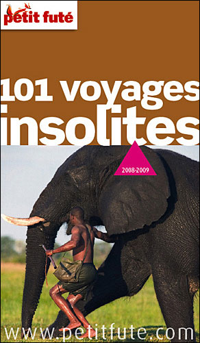 Petit Futé 101 idées voyages insolites