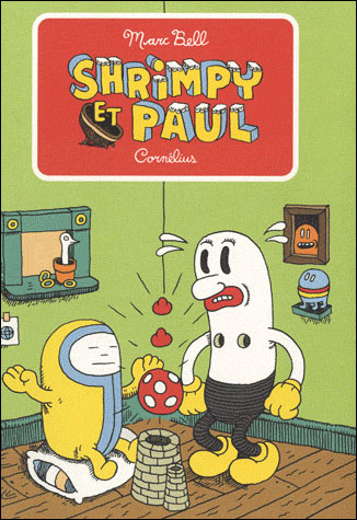 Shrimpy et Paul