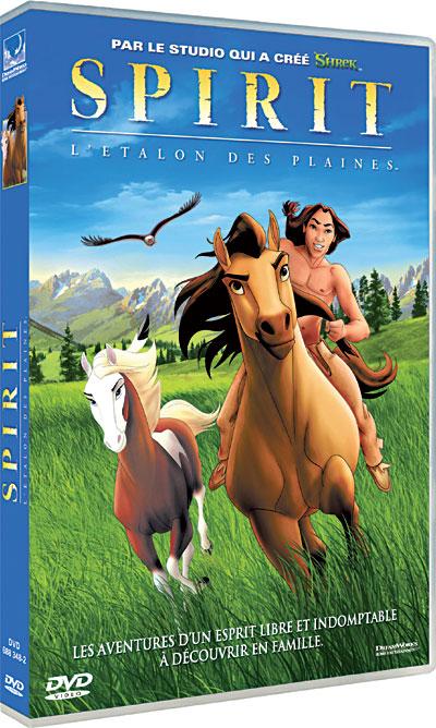 gratuitement le film spirit létalon des plaines