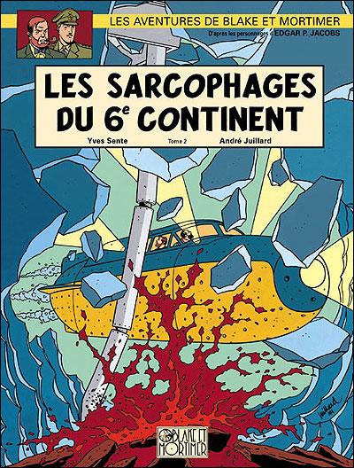 Les sarcophages du 6ème continent, deuxième partie
