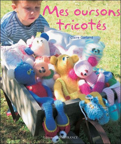 Mes oursons tricotés