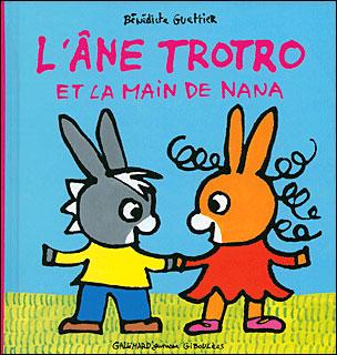 L'âne Trotro et la main de Nana