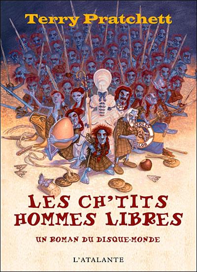 Les Annales du Disque-monde - Un roman du disque-monde : Les ch'tits hommes libres