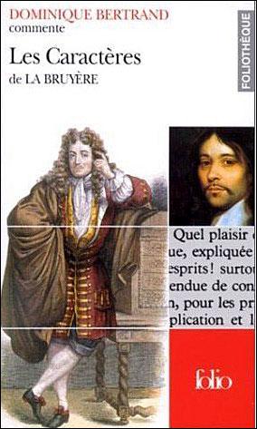 Les Caractères de Jean de la Bruyère