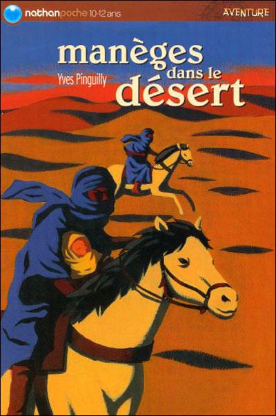 Maneges dans le desert