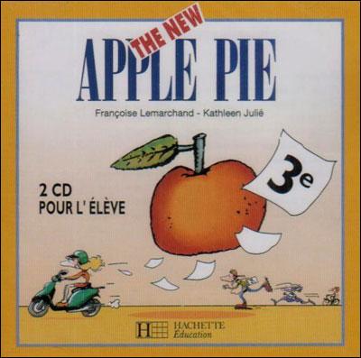 The New Apple Pie 3e LV1 - Anglais - 2 CD élève