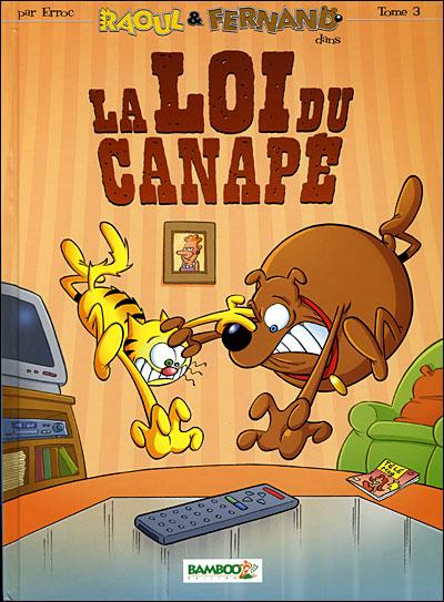 Raoul & Fernand - La loi du canapé