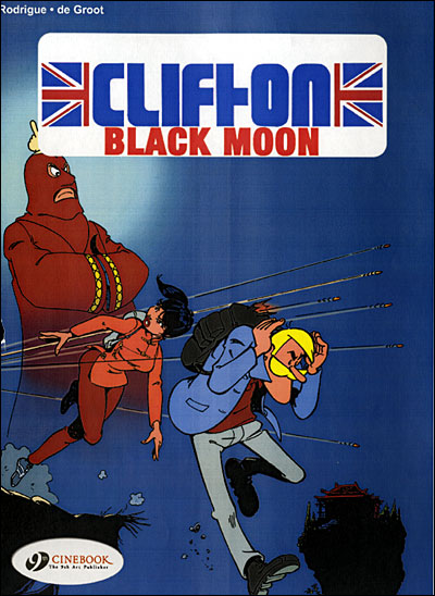 Clifton - tome 4 Black Moon