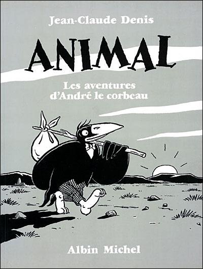 Animal - les aventures d'André le corbeau