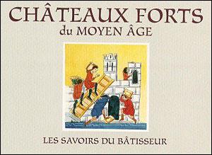 Châteaux forts du Moyen Age, savoirs du bâtisseur