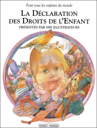 La déclaration des droits de l'enfant