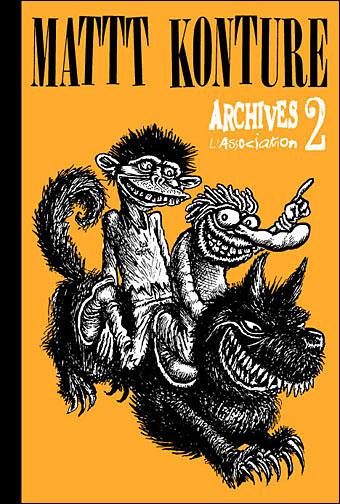 Mattt Konture, Archives 2