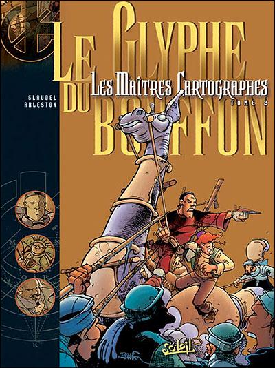 Les maîtres cartographes tome 02 - Le glyphe du bouffon