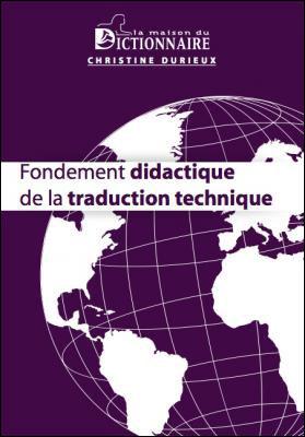 Fondement didactique de la traduction technique