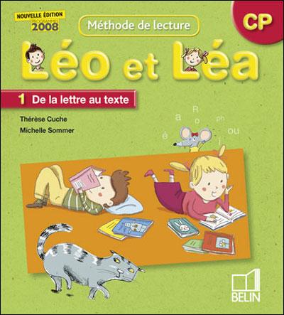 Vos enfants et l'apprentissage de la lecture - Page 13 Nouveau-Leo-et-Lea-Lecture-CP1