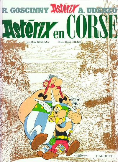 Astérix - Astérix en Corse