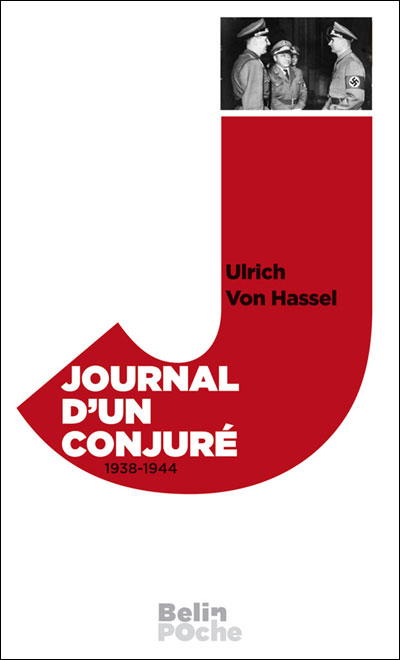 Journal d'un conjuré 1938 -1944