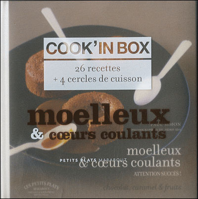 Cook' in box Moelleux et coeurs coulants