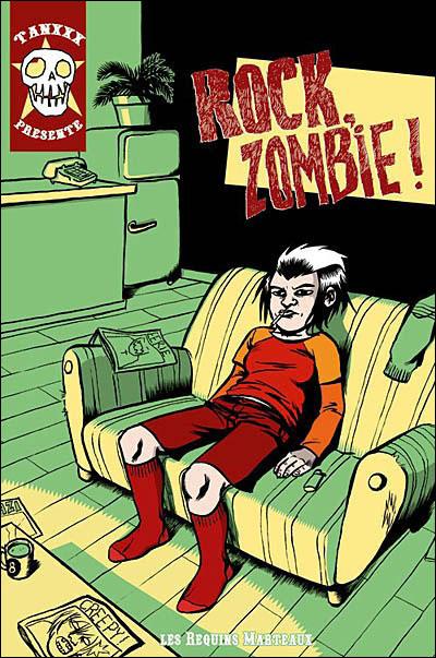 Rock, zombie !