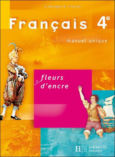 Fleurs D Encre 3eme Hachette Idee D Image De Fleur