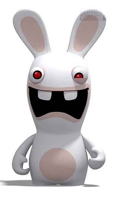 Hervorragend Figurine Lapin Crétin Hurlant sur - Jeux vidéo - Achat & prix | fnac OQ01
