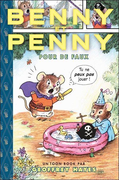 Benny and Penny