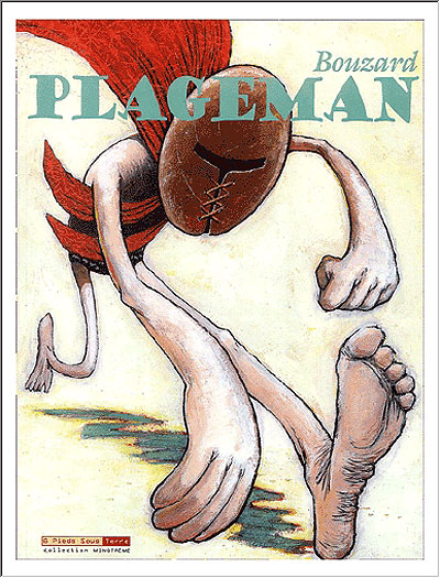 Plageman - L'homme plage