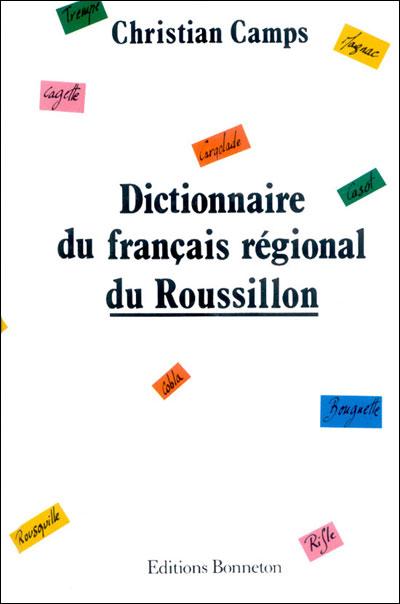 Dictionnaire du français régional du Roussillon