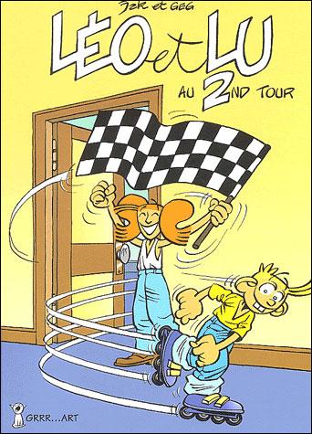 Léo et Lu au deuxième tour