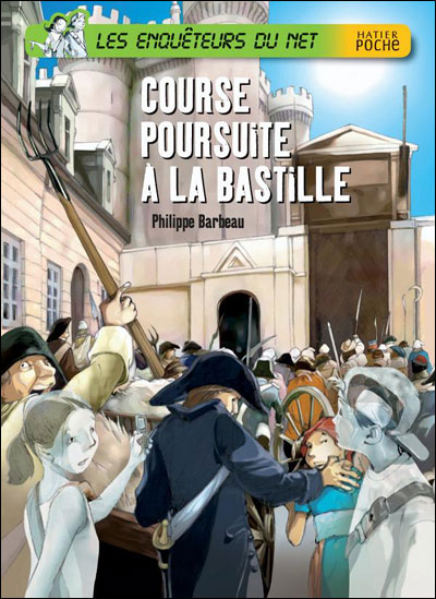 Course poursuite à la Bastille
