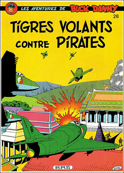 Tigres volants contre pirates