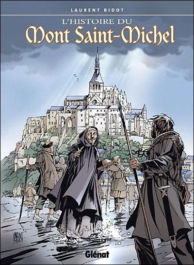L'histoire du Mont-Saint-Michel