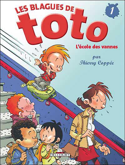 Les blagues de Toto - L'école des vannes