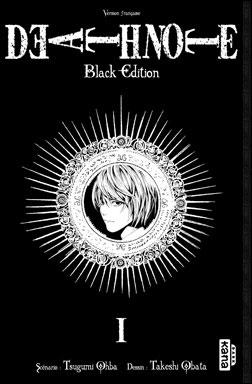 Death note black edition - tome 1