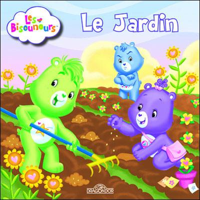 Les Bisounours - Le jardin