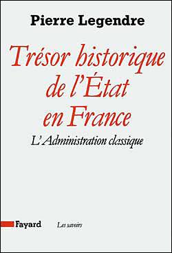 Trésor historique de l'Etat en France